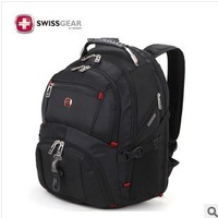 1680D Nylon, Waterproof, outdoor Swiss army, swissgear, 15.6' laptop backpack, brand travel bags man, computer, Luggage bag 8112
