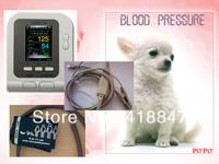 Veterinary Digital Blood Pressure Monitor, VET HR / NIBP Monitor, Vet BP Monitor, Contec 08A, Free shipping