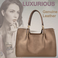 Free Shippng Hot sales hight quality 100% women genuine leather handbag fashion handbag messenger bag shoulder bag