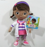 Doc McStuffins doll plush toys Dottie doll 32cm Doc McStuffin cute plush stuffed doll soft kids toys dolls for children girls