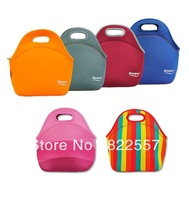personalized lunch bags for women lunch bag cooler bag  lunchbox insulation Waterproof  high quality neoprene women  handbag