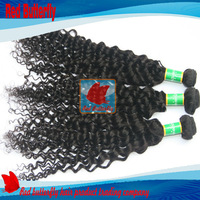 Free Shipping 6A Unprocessed Malaysian Virgin Hair Curly Human Hair Extensions 4pcs Lot Mix Length Queen Hair Products