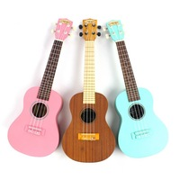 23 inch classic  ukulele with free accessories