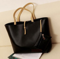 Free Shipping 2014 winter bag vintage messenger bag women's handbag casual women's handbag bagHandbags leather handbags