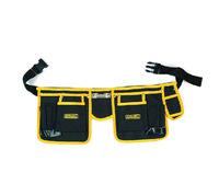 GJSN09 Multifunctional 8 Pockets Canvas Electrician Carpenter Tool Belt Bag NEW