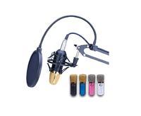 E bm-700 capacitor microphone mobile phone computer sound card set