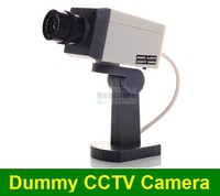 Free shipping Fake CCTV camera outdoor dummy camera fake security camera