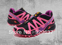 Salomon women shoes 2013 new Running Shoes  Sports woman Athletic Shoes Outdoor Shoes zapatillas mujer High Quality