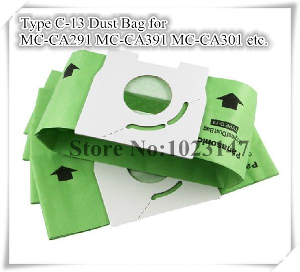 Комплектующие для пылесосов OEM , c/13 mc/ca291 mc/ca391 mc/ca301 Type C-13 dust bag for MC-CA291 MC-CA391 MC-CA301 and so on аксессуары для гитары oem 13 c c a003ap pc c