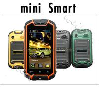 "Z18 Discovery Mini V5 A1 Phone 2.5"" Spreadtrum SC6820 Single Core Android 4.0.4 Dual Sim Card Black,Yellow,Orange,Green MC0201"