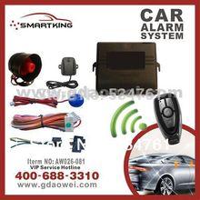 popular one way car alarm system