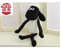 25 cm Shaun the Sheep plush toys, dolls children birthday gift girl doll alpaca press