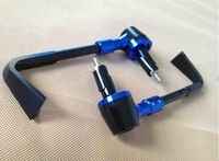 """CNC Pro Protector Brake Clutch Lever Guards For Universal Motorcycle Racing 7/8"""" 22mm"""