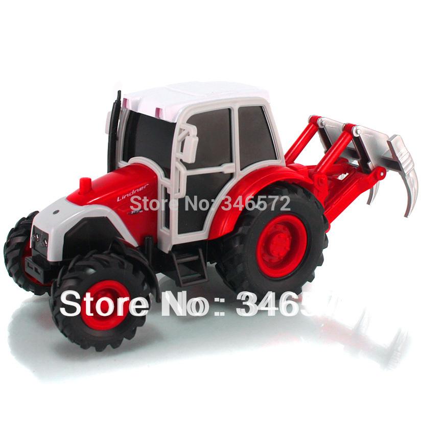 Free shipping Medium version big forkfuls digging machine model toy Wholesale(China (Mainland))