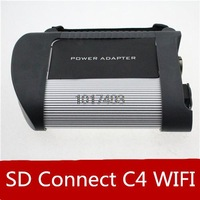 Newest 2014.03software with HDD c4 sd connect MB Star Compact 4 20 languages with WIFI for Xentry and DAS C4 SD Connect DHL Free