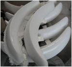1000mm length, 600W,Wind turbine Vertical axis blades,Wind Generators(China (Mainland))