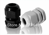 Germany PG9 plastic cable waterproof nylon cable connector ,Seal fixed locks,PA66 environmental protection material
