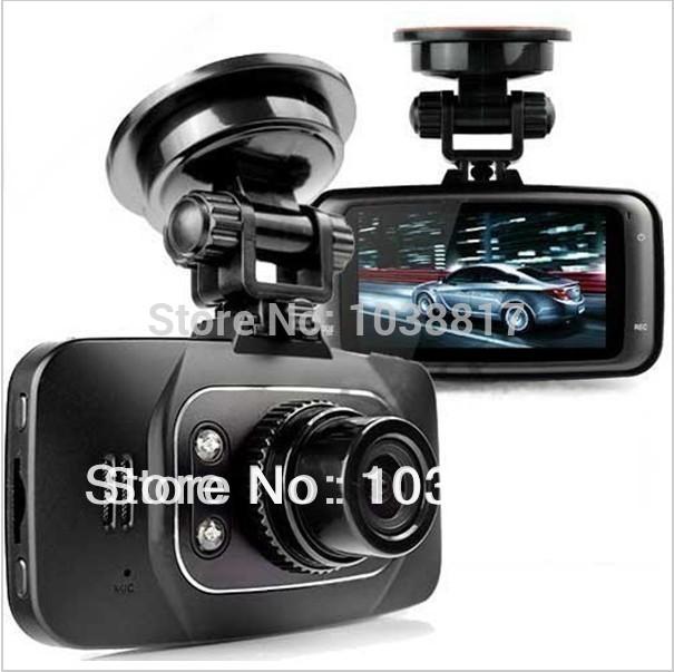 Car Camera full hd DVR GS8000L 1920*1080P 120 degrees wide Angle 2.7inch LCD G-Sensor HDMI Free Shipping(China (Mainland))