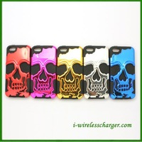 Many Colors Gold Case Cooller Individualistic CrossBones Skullcandy Rubber Case for iphone 5C Back Cover Case