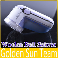 Wholesale! New Fashion Wool Ball Clothing Shaver Woolen Clothes Trimmer Recharging Lint Remover Free&Drop Shipping