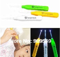 Free shipping 10pcs/lot Japanese style light ershao / Plastic Ershao / Ear clean/Home essential