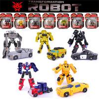 NEW Optimus Prime Guard Glance Bumblebee Sideswipe Starscream Action Figure Legend Classic Toys For kits with original box