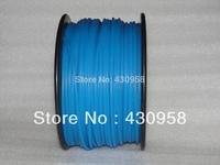 Free shipping 3d printer PLA Filament 1 kg (2.2 lb) Makerbot/reference/Mendel/UP 1.75 mm blue color