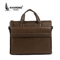 French kangaroo brand male business bag handbag 2014 man dress messenger bag