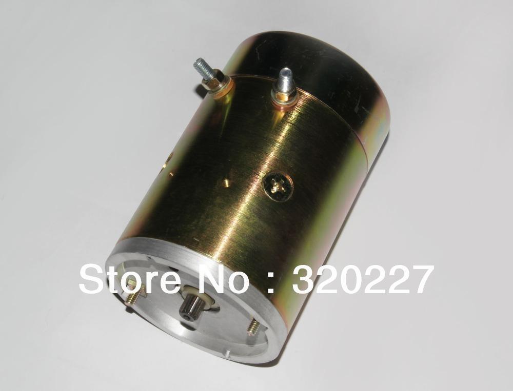Lifting Equipment 12v 1 5kw Hydraulic Pump