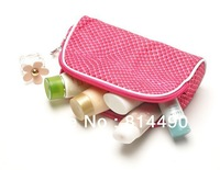 Free shipping high quality  mini thick waterproof wash bag travel cosmetic storage bag  women cosmetic bag