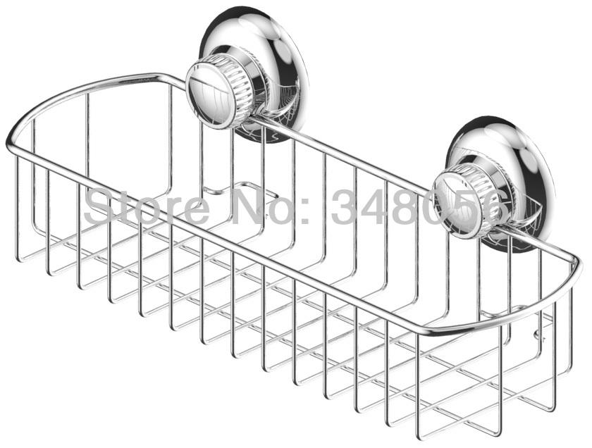 kitchen flavoring rack suction Storage rack kitchen Accessories storage basket(China (Mainland))