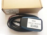 10pcs/lot Quality A+ Adblue Emulator OBD2 Scanner adblue fast shipping