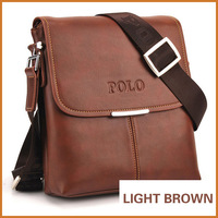 HOT SOLD 9000 PCS High Quality men messenger bag,fashion genuine leather male shoulder bag ,casual briefcase brand name bags