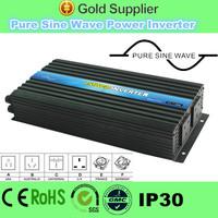 pure sine wave power inverter 12v 220v 2000w Off-Grid  Single phase dc to ac