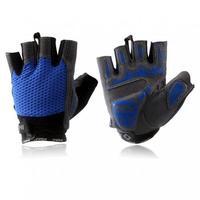 Blue New Fashion GEL Pad Cycling Bike Bicycle Sports Half Finger Glove Size M-XL