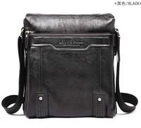 designer handbags high quality 2013 Male leather shoulder bag men messenger bags brand men's casual fashion cross body  bag