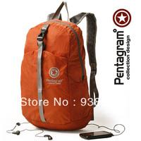 Pentagram 22L High Quality Backpack Waterproof Computer Bag Student Shoulders Backpack Sport Travel Bag Z301