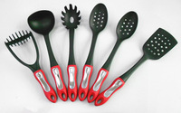 6 Pieces Nylon Cooking Tools With Soft Handle Thickened kitchen utensils set