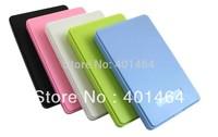 2014 New 2.5' Inch USB 2.0 HDD Enclosure External Storage Hard Hrive Disk 1tb Case