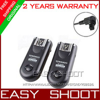 Yongnuo RF-603  RF603  C3  Flash Trigger   2 Transceivers  For Canon 1D 1Ds 5D 5DII 50D 40D 30D 20D 10D,1pcs