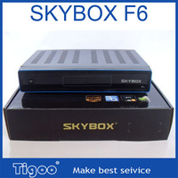 20 PCS Of Satellite TV Receiver SKYBOX F6 Original HD full 1080p PVR support usb wifi  youpron Hot sale