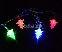*New year 5M 28 LED Christmas Tree String Fairy Light Christmas Xmas Party Wedding Decoration 100-240V US Plug TK1340