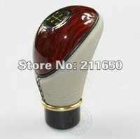 Free shipping, Black / Gray / Beige Metal Manual Transmission Gear Shift Knob Shifter with Gift Box NEW