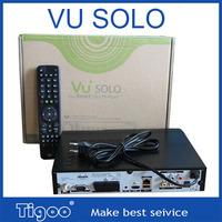 2pcs Vu Solo VU+Solo PVR Newest V3.2 Linux Smart Single Tuner Digital dvb-s2 HD Receiver Free Shipping