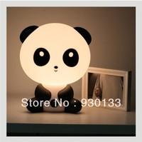 Free shipping lovely children's bedroom Home Panda lamp bedside lamp night light Cartoon light gift