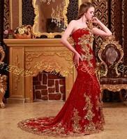 2014 Gossip.H All size Personal customLuxury crystal Formal dress Bride married Formal dress vestidos de novia
