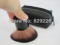 WHOLESALE 20 PCS/LOT HIGH QUALITY 182 Large Minerals Powder Makeup Blush Face BRUSH WITH BAG