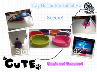 Beautiful Silicon Tray Stand For 7-11 inch Universal Tablet PC