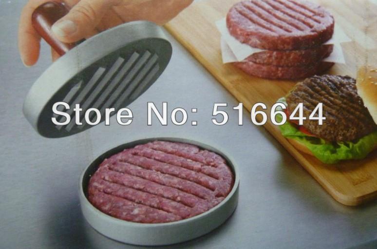 New Hamburger Presses Patties Maker TV Products Kitchen Tools Hamburger Grill Plate Free Shipping(China (Mainland))
