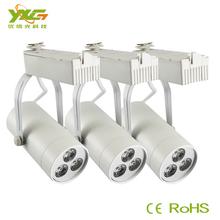 envío gratis 3w llevó lámpara de seguimiento, 85-265v 300lm alto brillo, luz led de seguimiento(China (Mainland))